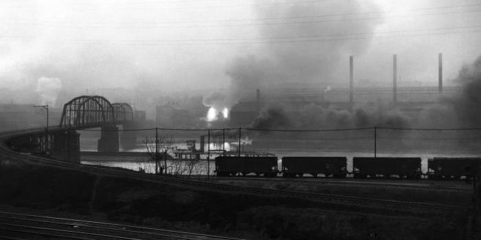 Industrial pollution and Health