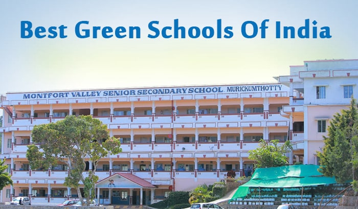 Best Green Schools of India